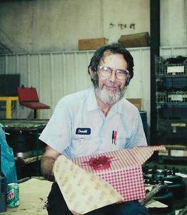 Donald  Hutchcroft